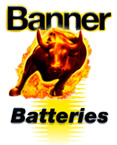 аккумуляторы автомобильные Banner